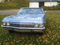 Chevrolet Impala 1965 Ss Cabrio Light Blue 003