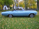 Chevrolet Impala 1965 Ss Cabrio Light Blue 010
