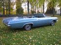 Chevrolet Impala 1965 Ss Cabrio Light Blue 011
