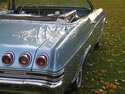 Chevrolet Impala 1965 Ss Cabrio Light Blue 013