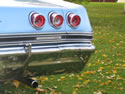 Chevrolet Impala 1965 Ss Cabrio Light Blue 016