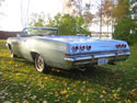 Chevrolet Impala 1965 Ss Cabrio Light Blue 017