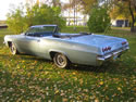 Chevrolet Impala 1965 Ss Cabrio Light Blue 018