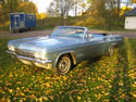 Chevrolet Impala 1965 Ss Cabrio Light Blue 019