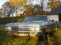 Chevrolet Impala 1965 Ss Cabrio Light Blue 020