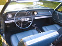 Chevrolet Impala 1965 Ss Cabrio Light Blue 021