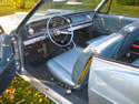 Chevrolet Impala 1965 Ss Cabrio Light Blue 025