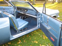 Chevrolet Impala 1965 Ss Cabrio Light Blue 026