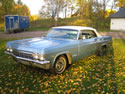 Chevrolet Impala 1965 Ss Cabrio Light Blue 034