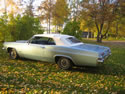 Chevrolet Impala 1965 Ss Cabrio Light Blue 036