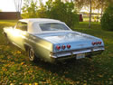Chevrolet Impala 1965 Ss Cabrio Light Blue 037