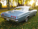 Chevrolet Impala 1965 Ss Cabrio Light Blue 038