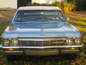 Chevrolet Impala 1965 Ss Cabrio Light Blue 041