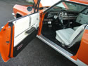Chevrolet Impala 1965 2d HT Orange: Image