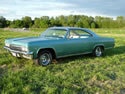 Chevrolet Impala 1965 Ss 2d Hard Top Light Green 008