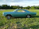 Chevrolet Impala 1965 Ss 2d Hard Top Light Green 010