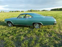 Chevrolet Impala 1965 Ss 2d Hard Top Light Green 026