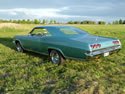 Chevrolet Impala 1965 Ss 2d Hard Top Light Green 028