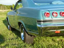Chevrolet Impala 1965 Ss 2d Hard Top Light Green 029