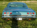 Chevrolet Impala 1965 Ss 2d Hard Top Light Green 032
