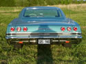 Chevrolet Impala 1965 Ss 2d Hard Top Light Green 033