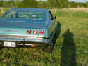 Chevrolet Impala 1965 Ss 2d Hard Top Light Green 034