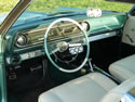 Chevrolet Impala 1965 Ss 2d Hard Top Light Green 038